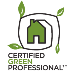 Certified Green Professionals (CGP) logo