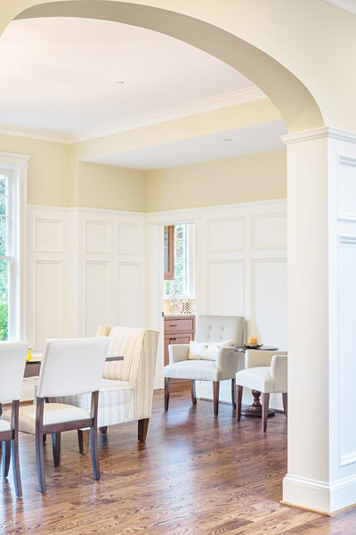 5607 Chesterbrook Road Bethesda, MD - diningroom