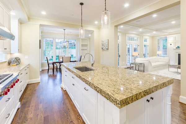 5607 Chesterbrook Road Bethesda, MD - kitchen, dinette