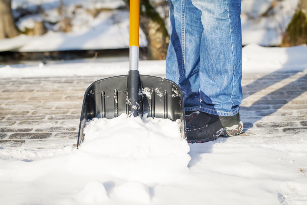 Sidewalk Snow Removal by Rasevic Snow Services