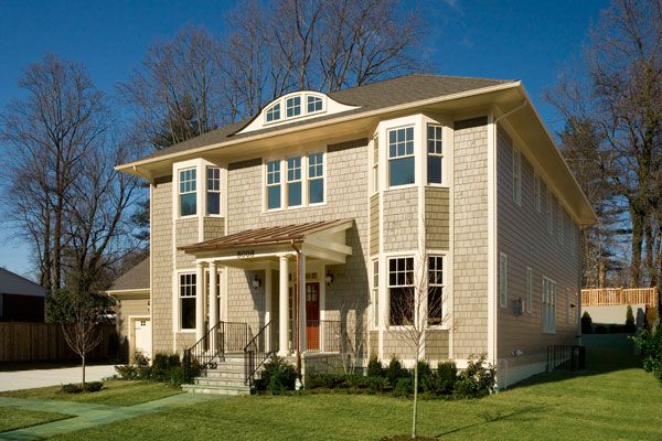 Home by Rasevic Construction on Beech Tree, Bethesda, MD