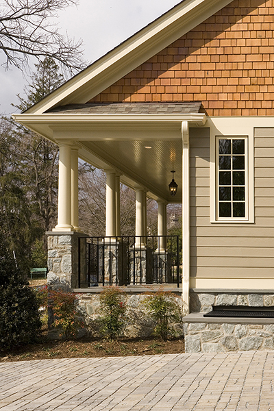 Home by Rasevic Construction on Brookeway Dr, Bethesda, MD