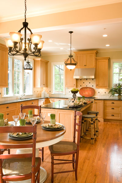 Home by Rasevic Construction on Loring Ct, Bethesda, MD