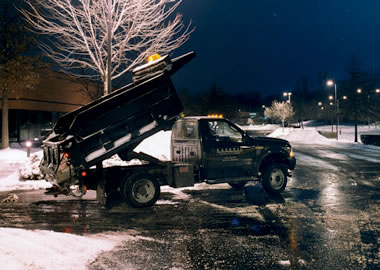 Rasevic Ice Management Services in Bethesda, MD