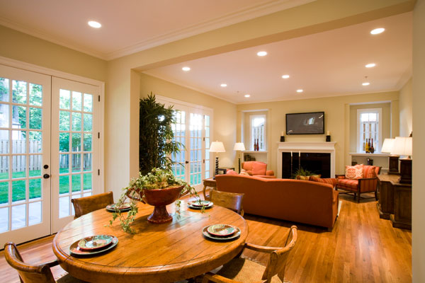 Home by Rasevic Construction on Nahant St, Bethesda, MD