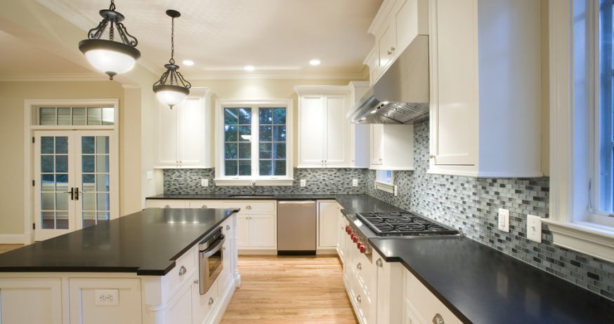 dream kitchen by Rasevic Construction in Bethesda, MD