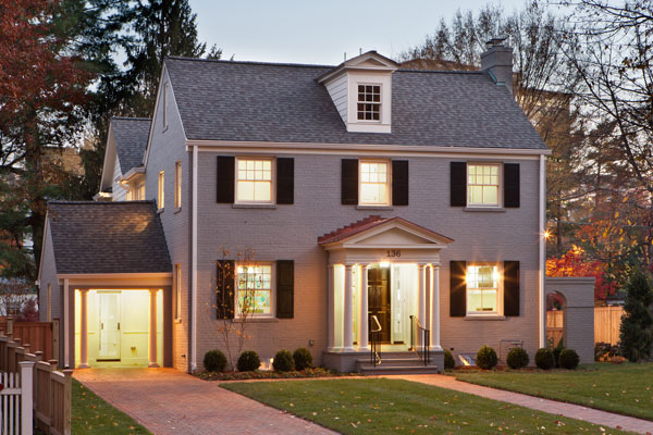 136 Grafton Street, Chevy Chase, MD 20815 - built by Rasevic Construction