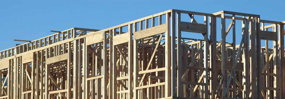 Home Construction Framing Studs
