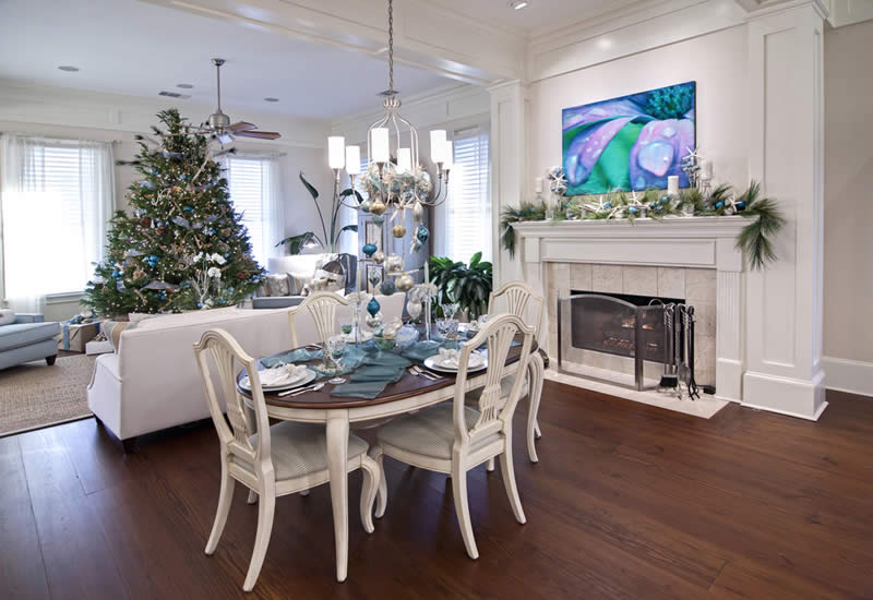 Holiday Decorating Service - Home Interior