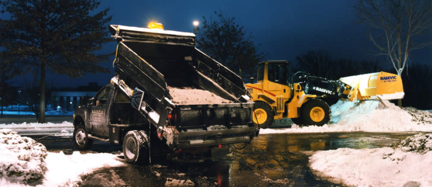 Montgomery County snow removal - Maryland
