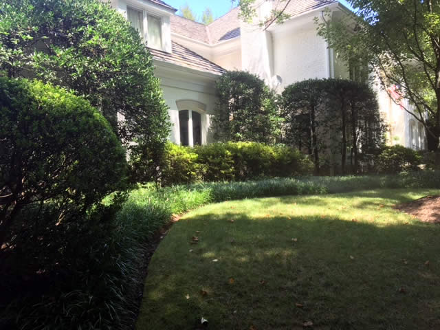Bethesda Retreat Landscaping Project by Rasevic Landscape Company in Bethesda, MD