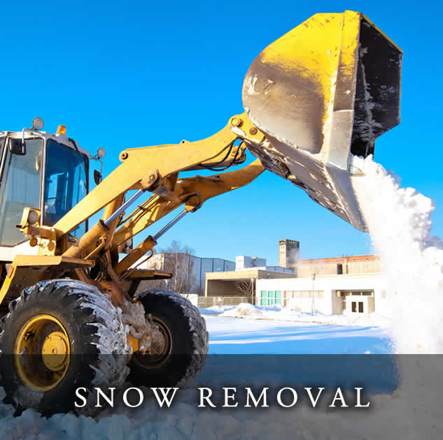 Commercial Snow Removal Services - Bethesda, MD