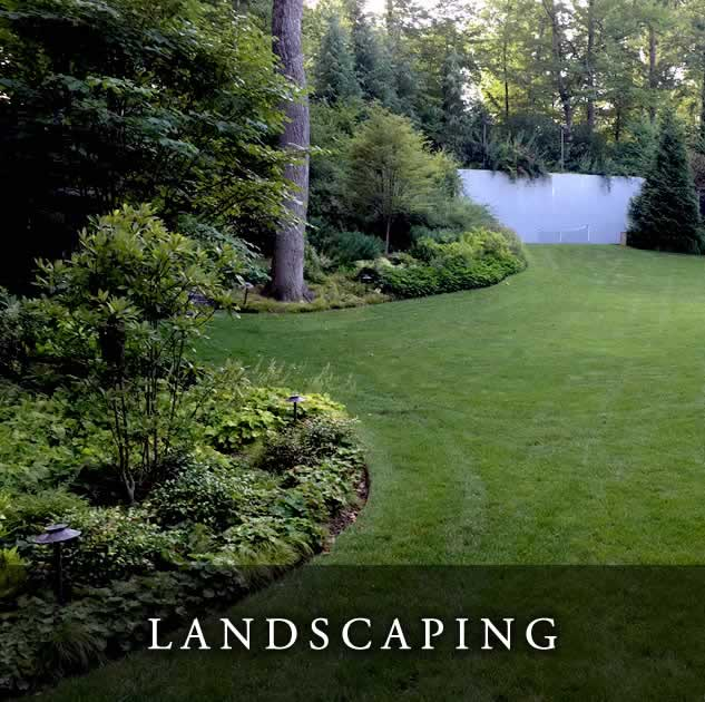 A sample of Rasevic Landscaping