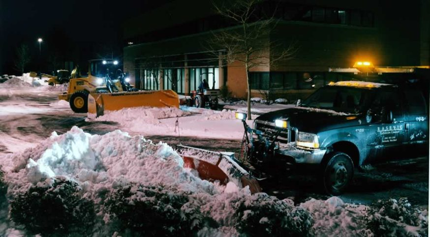 snow removal services - Rasevic, Bethesda, MD